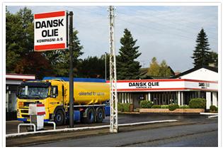 dansk olie kompagni